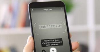 Résoudre une équation mathématique grâce à Google Lens