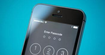Faire afficher des informations de contact sur l'écran de verrouillage de l'iPhone