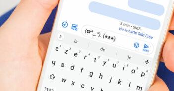 Méthode pour ajouter des kaomojis à vos SMS sur Android