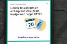 Renouveler son abonnement Pass Navigo depuis iPhone