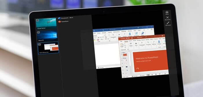 Accéder à distance à plusieurs ordinateurs Windows