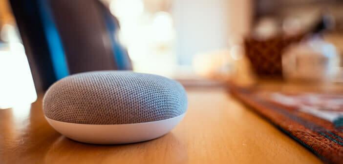 Apprenez à écouter de la musique gratuite sur l'enceinte de Google