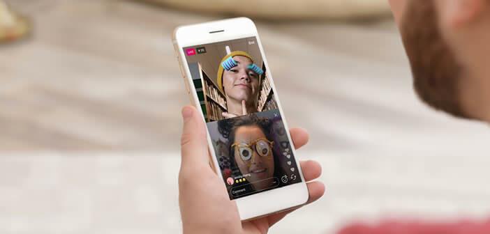 Utiliser le module de discussion vidéo d'Instagram