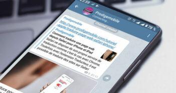 Méthode pour trouver des chaînes sur Telegram et s'y abonner