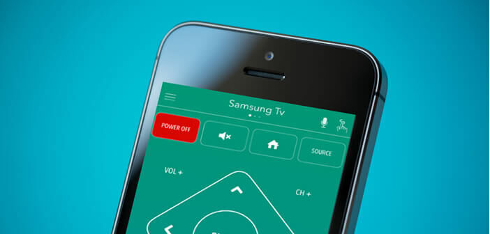 Contrôler les fonctions principales de sa télévision à partir d'un iPhone