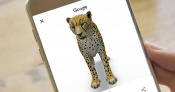 Visualiser des animaux en 3D sur votre smartphone