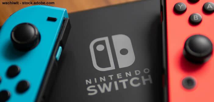 Visionner des vidéos YouTube depuis la Nintendo Switch