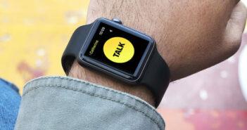 Guide d'utilisation de la fonction Talkie-walkie de l'Apple Watch