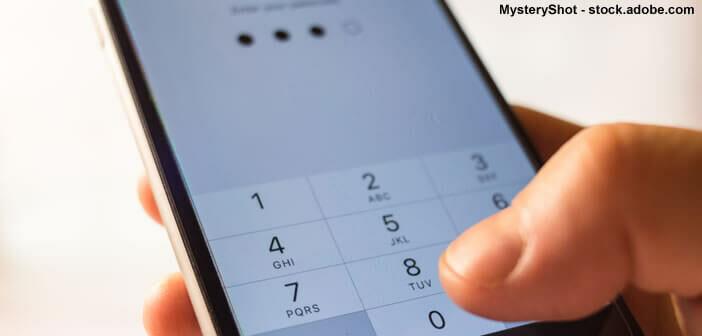 Empêcher votre iPhone de lancer la vérification automatique de mot de passe