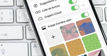 Modifier l'image de fond de la page principale de Safari