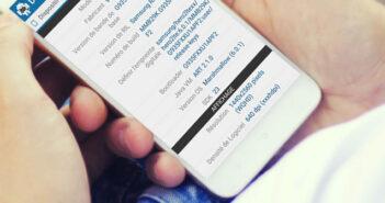 Afficher la résolution d'écran d'un smartphone Android