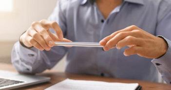 Scanner un document à l'aide de la fonction intégrée de l'iPhone
