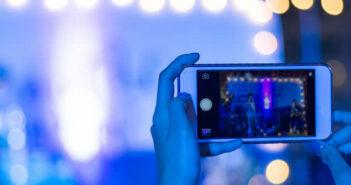 Désactiver le mode nuit depuis les paramètres de l'appareil photo