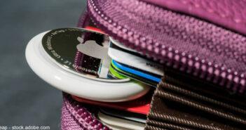 Une balise AirTag d'Apple vous espionne à votre insu