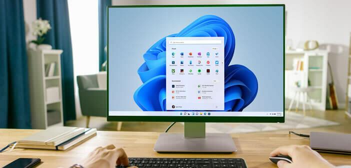 Installer la mise à jour gratuite de Windows 11 sur votre PC