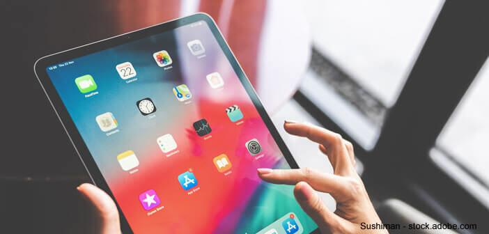 La procédure pour effectuer une réinitialisation de la tablette iPad
