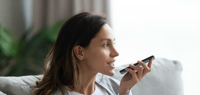 Interdire l'enregistrement des commandes vocales avec Google Assistant