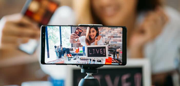 Enregistrer la musique jouée sur votre mobile pendant le tournage d'une vidéo